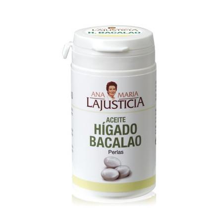 ACEITE HIGADO DE BACALAO ANA MARIA LAJUSTICIA 90 PERLAS