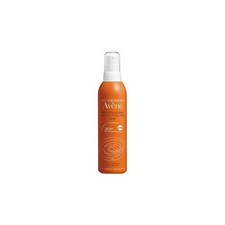 AVENE FACTOR 20  SPRAY PROTECCION MEDIA 200 ML