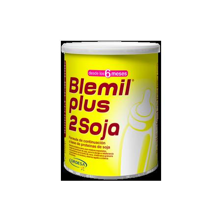 BLEMIL PLUS 2 SOJA 1 BOTE 400 G