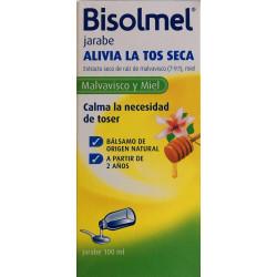 BISOLMEL JARABE TOS SECA 100ML