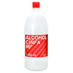 ALCOHOL 96º CINFA 1000 ML