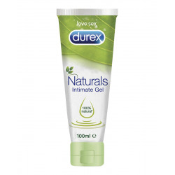 DUREX NATURALS INTIMATE GEL CON PREBIOTICO 100ML