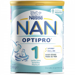 NAN 1 OPTIRPO LECHE  800 G