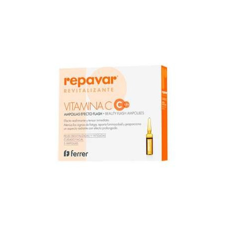 REPAVAR REVITAL FLASH 5 AMP