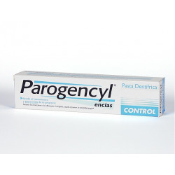 PAROGENCYL CONTROL PASTA DENTAL 125ML