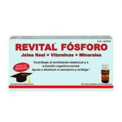 REVITAL FOSFORO 20 VIALES BEBIBLES