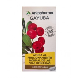 ARKOCAPSULAS GAYUBA 350 mg CAPSULAS DURAS