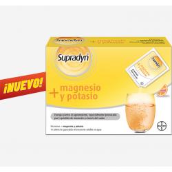SUPRADYN MAGNESIO + POTASIO 14 SOBRES