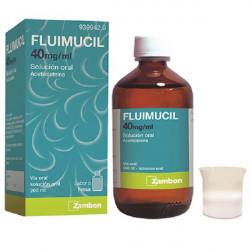 FLUMIL 40mg/ml SOLUCION ORAL