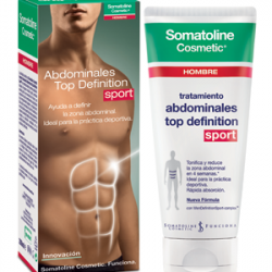 SOMATOLINE COSMETIC HOMBRE TOP DEFINITION 200 ML
