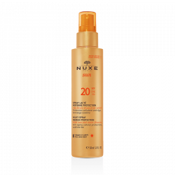 NUXE SUN LECHE CORPORAL Y FACIAL SPRAY SPF20 150ML