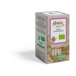 ABOCA ALIVIOLAS BIO TABLETAS TRANSITO INTESTINAL