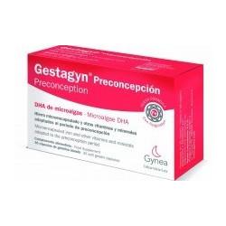 GESTAGYN PRECONCEPCION 30 CAPSULAS