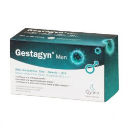 GESTAGYN MEN 60 CAPSULAS