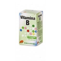VALLESOL VITAMINA B COMPLEX 30 COMP