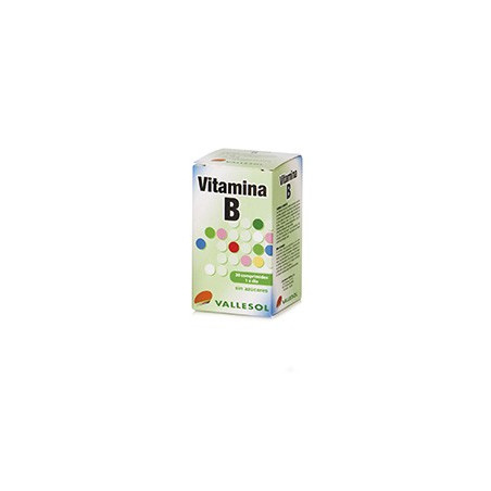 VALLESOL VITAMINA B COMPLEX 30 COMP