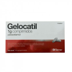 GELOCATIL 1 g COMPRIMIDOS