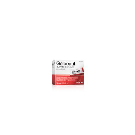 GELOCATIL 500 mg GRANULADO