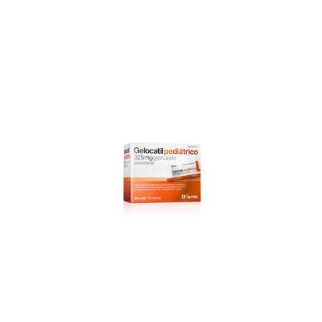 GELOCATIL 325 mg GRANULADO