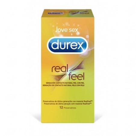 Comprar Durex Real Feel Farmainstant Com