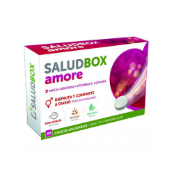 SALUDBOX AMORE UNISEX CHICLES