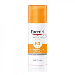 EUCERIN SUN PROTECTION SPF50 FLUIDO PHOTOAGING CONTROL 50ML