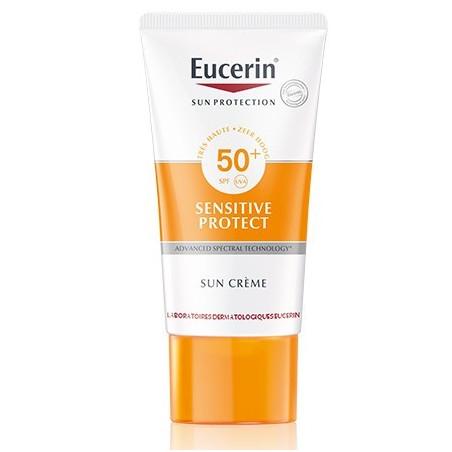 EUCERIN SUN PROTECTION 50+ CREMA SENSTIVE PROTECT 50 ML