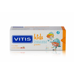 VITIS KIDS GEL DENTIFRICO SABOR CEREZA 50ML