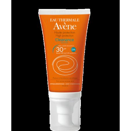 AVENE CLEANANCE SOLAR FACTOR 30 50 ML + GEL 50ML