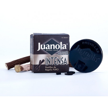 JUANOLA PASTI REGALIZ INTENSA INTENSA 5.4 G