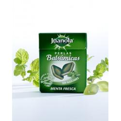 JUANOLA PERLAS BALSÁMICAS MENTA FRESCA 25GR