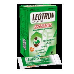 LEOTRON EXAMENES 20 SOBRES BUCODIPERSABLES