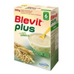 BLEVIT PLUS AVENA  300 G 12 U