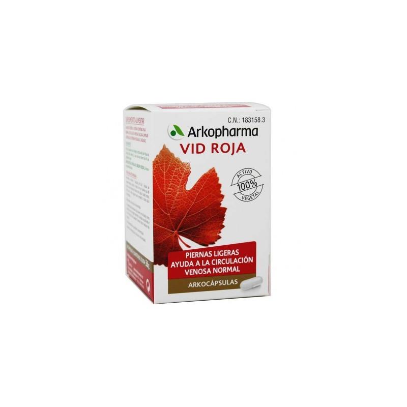 ARKOCAPSULAS VID ROJA 270 mg CAPSULAS DURAS