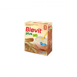 BLEVIT PLUS SUPERFIBRA PAPILLA 5 CEREALES  300 G