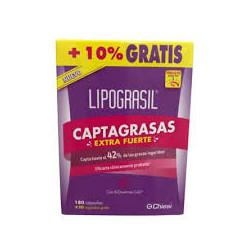 LIPOGRASIL CAPTAGRASAS EXTRA FUERTE 180 + 20 CÁPSULAS GRATIS