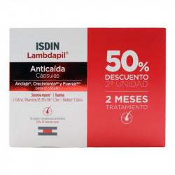 LAMBDAPIL ANTICAIDA DUPLO 60+60 CAPSULAS