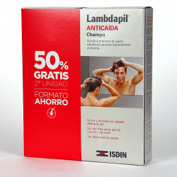 LAMBDAPIL ANTICAIDA CHAMPU DUPLO  200 ML