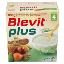 BLEVIT PLUS SUPERFIBRA FRUTAS  600 G