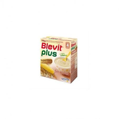 BLEVIT PLUS SUPERFIBRA SIN GLUTEN 600 G