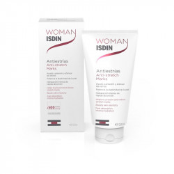 WOMAN ISDIN ANTIESTRIAS 250 ML + 50ML DE REGALO