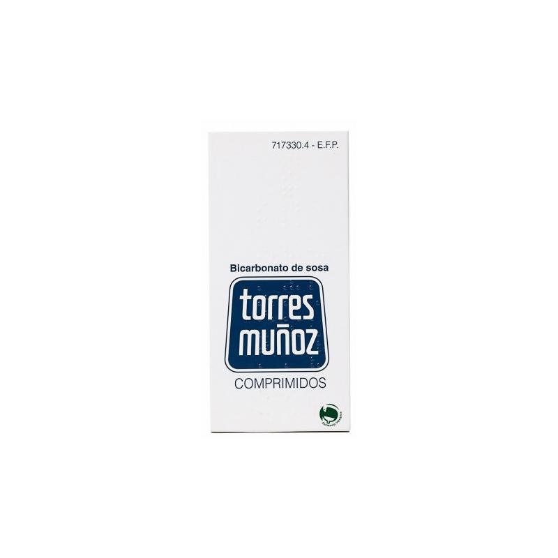 BICARBONATO DE SOSA TORRES  MUÑOZ COMPRIMIDOS