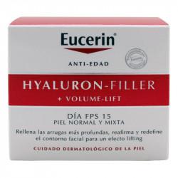 EUCERIN HYALURON-FILLER + VOLUME LIFT CREMA DE DÍA PIEL MIXTA 50 ML