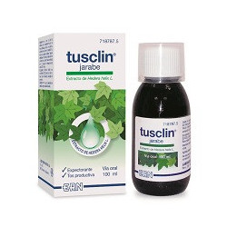 TUSCLIN 7 MG/ML JARABE 100 ML