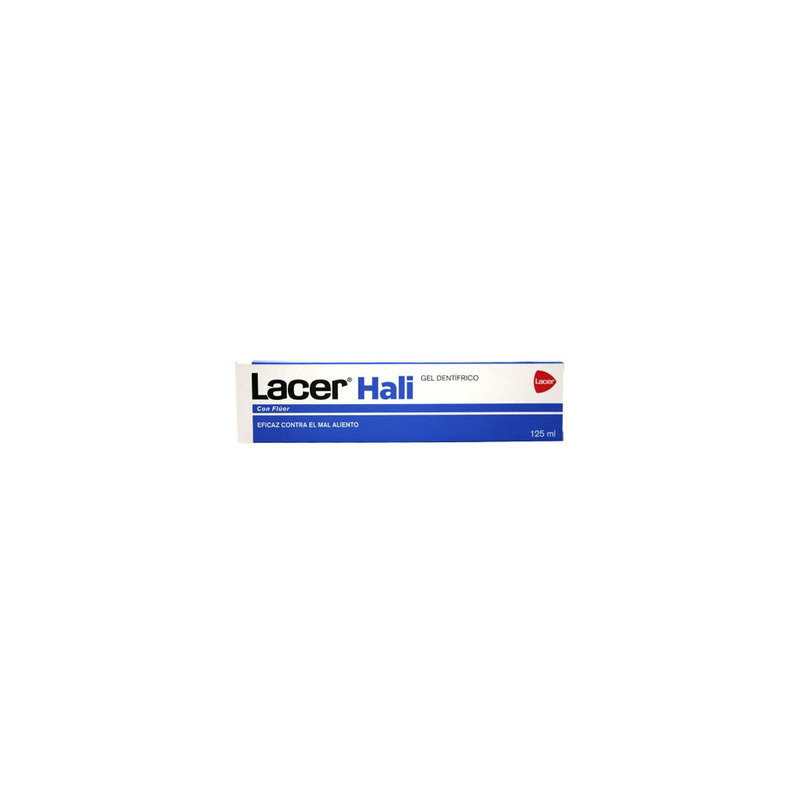 LACER HALI GEL DENTIFRICO  125 ML