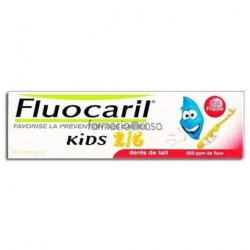 FLUOCARIL KIDS 2-6 AÑOS FRESA 50 ML FRESA