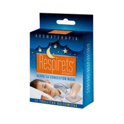 TOALLITAS RESPIRETS INFANTIL 12 UNIDADES