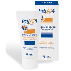 LETI AT-4 CREMA PAÑAL PASTA AL AGUA  75 G