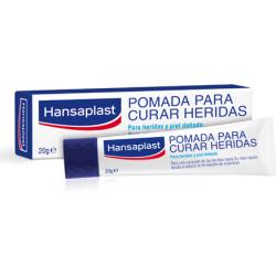 HANSAPLAST POMADA PARA CURAR HERIDAS 20G