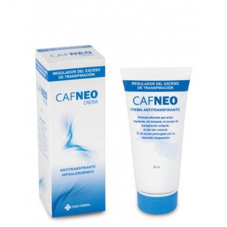 CAFNEO CREMA ANTITRANSPIRANTE NF 50 G